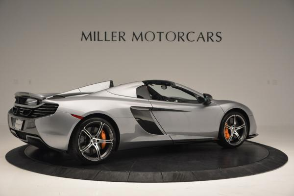 Used 2016 McLaren 650S SPIDER Convertible for sale Sold at Aston Martin of Greenwich in Greenwich CT 06830 8