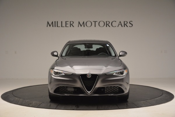 New 2017 Alfa Romeo Giulia Ti Q4 for sale Sold at Aston Martin of Greenwich in Greenwich CT 06830 12