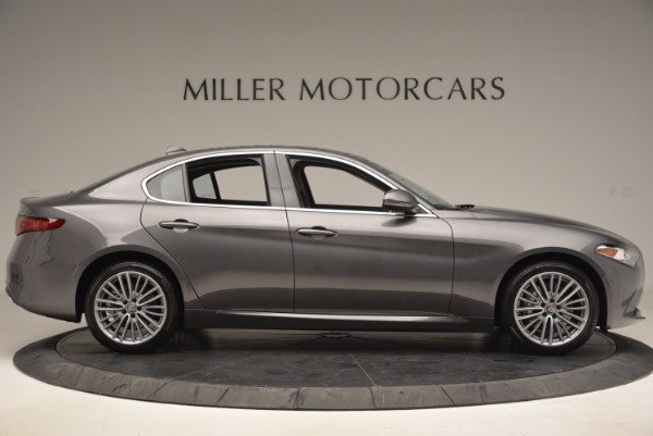 New 2017 Alfa Romeo Giulia Ti Q4 for sale Sold at Aston Martin of Greenwich in Greenwich CT 06830 9