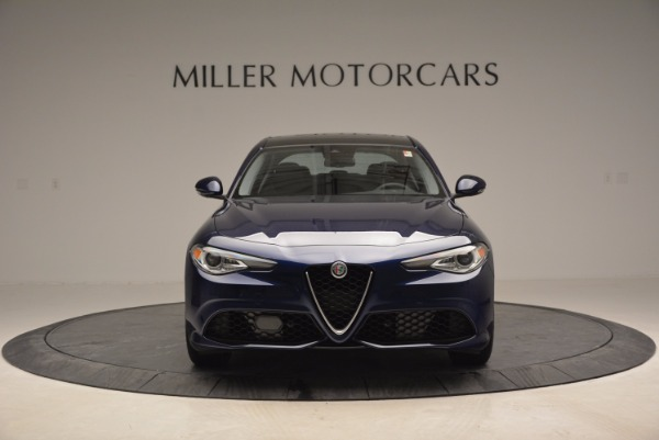New 2017 Alfa Romeo Giulia Ti for sale Sold at Aston Martin of Greenwich in Greenwich CT 06830 12