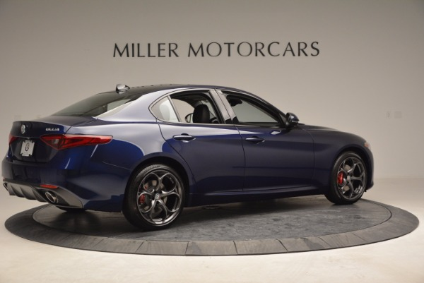 New 2017 Alfa Romeo Giulia Ti for sale Sold at Aston Martin of Greenwich in Greenwich CT 06830 8