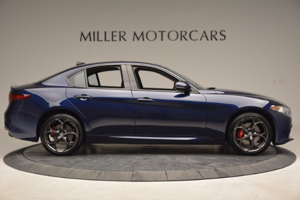 New 2017 Alfa Romeo Giulia Ti for sale Sold at Aston Martin of Greenwich in Greenwich CT 06830 9