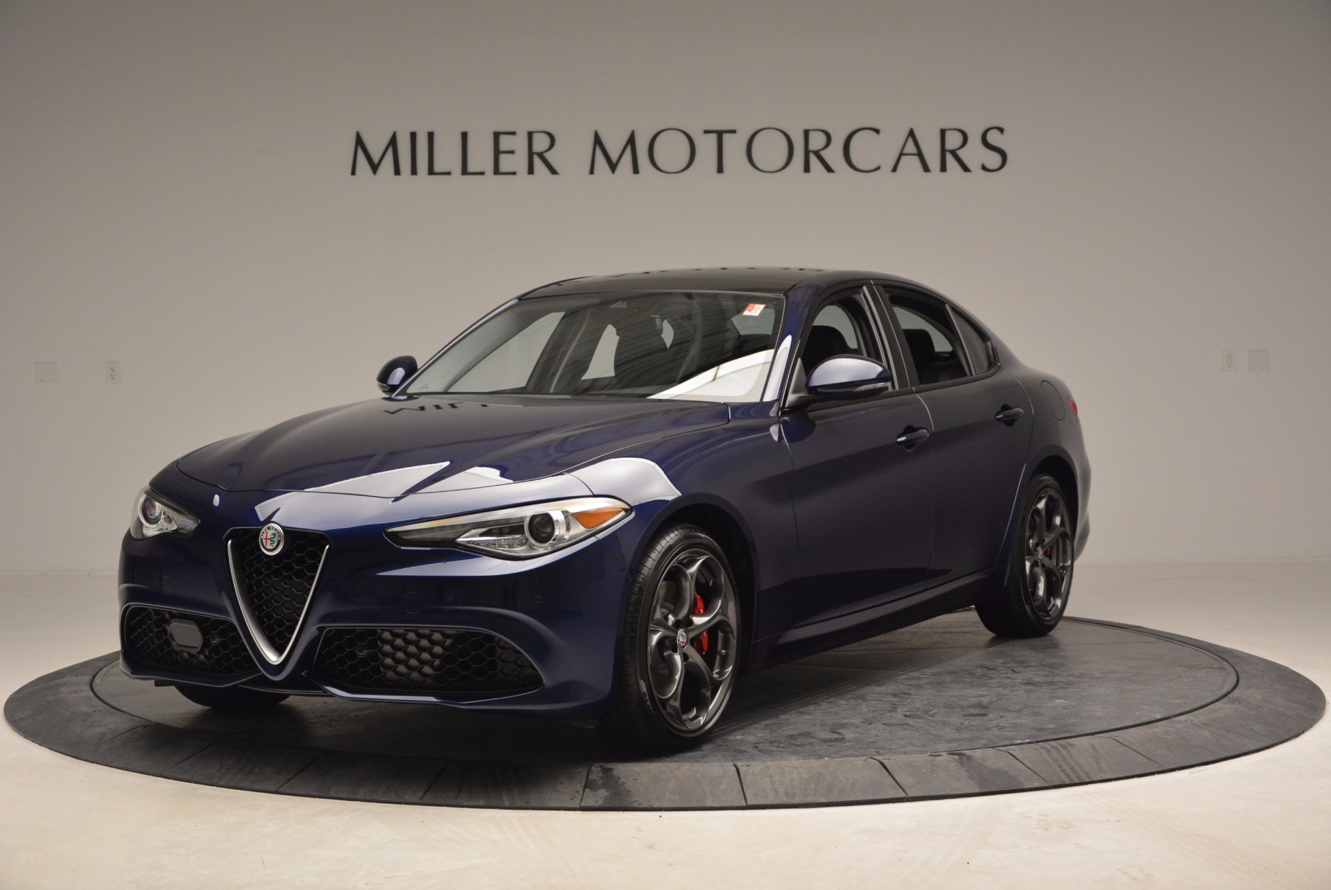 New 2017 Alfa Romeo Giulia Ti for sale Sold at Aston Martin of Greenwich in Greenwich CT 06830 1