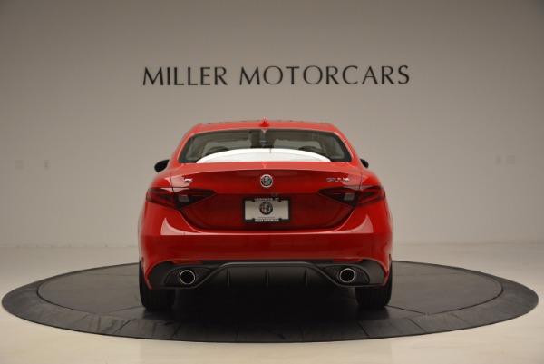 New 2017 Alfa Romeo Giulia for sale Sold at Aston Martin of Greenwich in Greenwich CT 06830 6