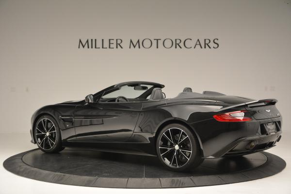 New 2016 Aston Martin Vanquish Volante for sale Sold at Aston Martin of Greenwich in Greenwich CT 06830 4