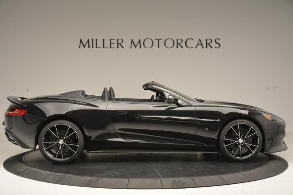 New 2016 Aston Martin Vanquish Volante for sale Sold at Aston Martin of Greenwich in Greenwich CT 06830 9