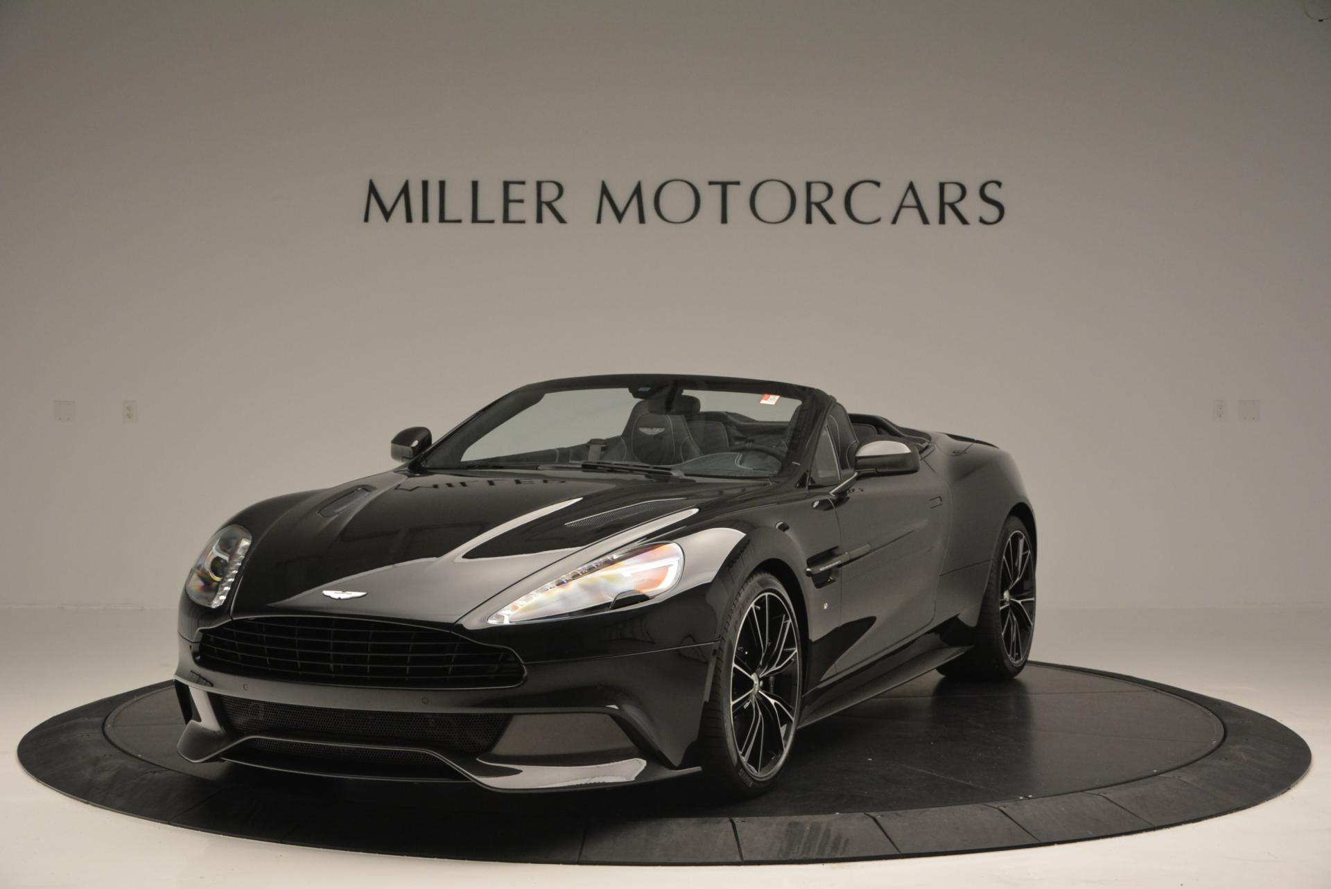 New 2016 Aston Martin Vanquish Volante for sale Sold at Aston Martin of Greenwich in Greenwich CT 06830 1