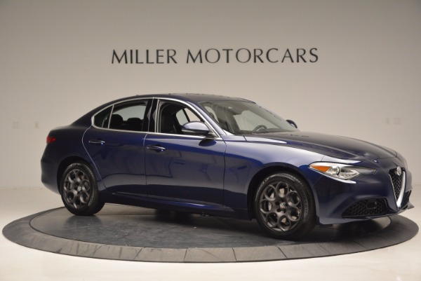 New 2017 Alfa Romeo Giulia for sale Sold at Aston Martin of Greenwich in Greenwich CT 06830 10