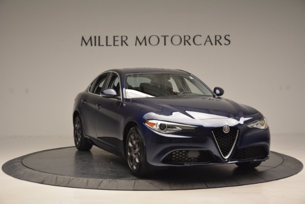 New 2017 Alfa Romeo Giulia for sale Sold at Aston Martin of Greenwich in Greenwich CT 06830 11