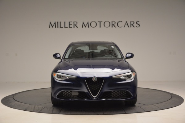 New 2017 Alfa Romeo Giulia for sale Sold at Aston Martin of Greenwich in Greenwich CT 06830 12