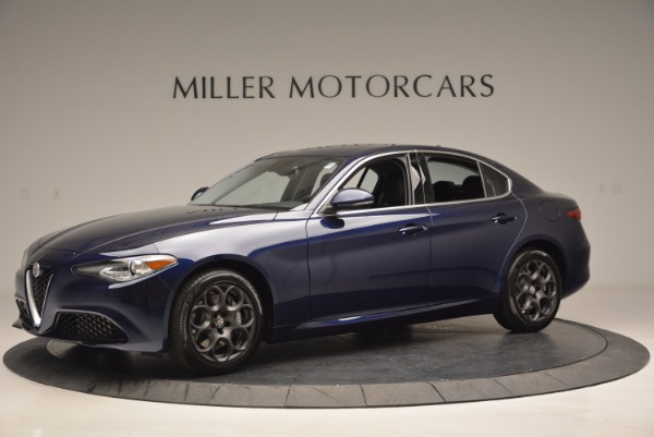 New 2017 Alfa Romeo Giulia for sale Sold at Aston Martin of Greenwich in Greenwich CT 06830 2