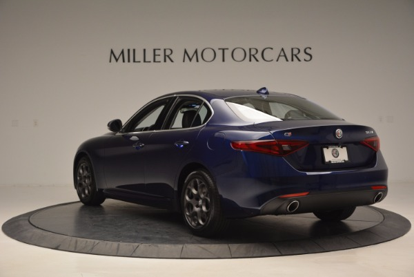 New 2017 Alfa Romeo Giulia for sale Sold at Aston Martin of Greenwich in Greenwich CT 06830 5