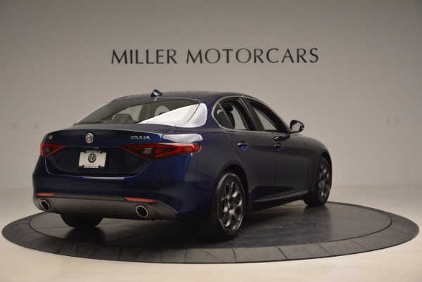 New 2017 Alfa Romeo Giulia for sale Sold at Aston Martin of Greenwich in Greenwich CT 06830 7