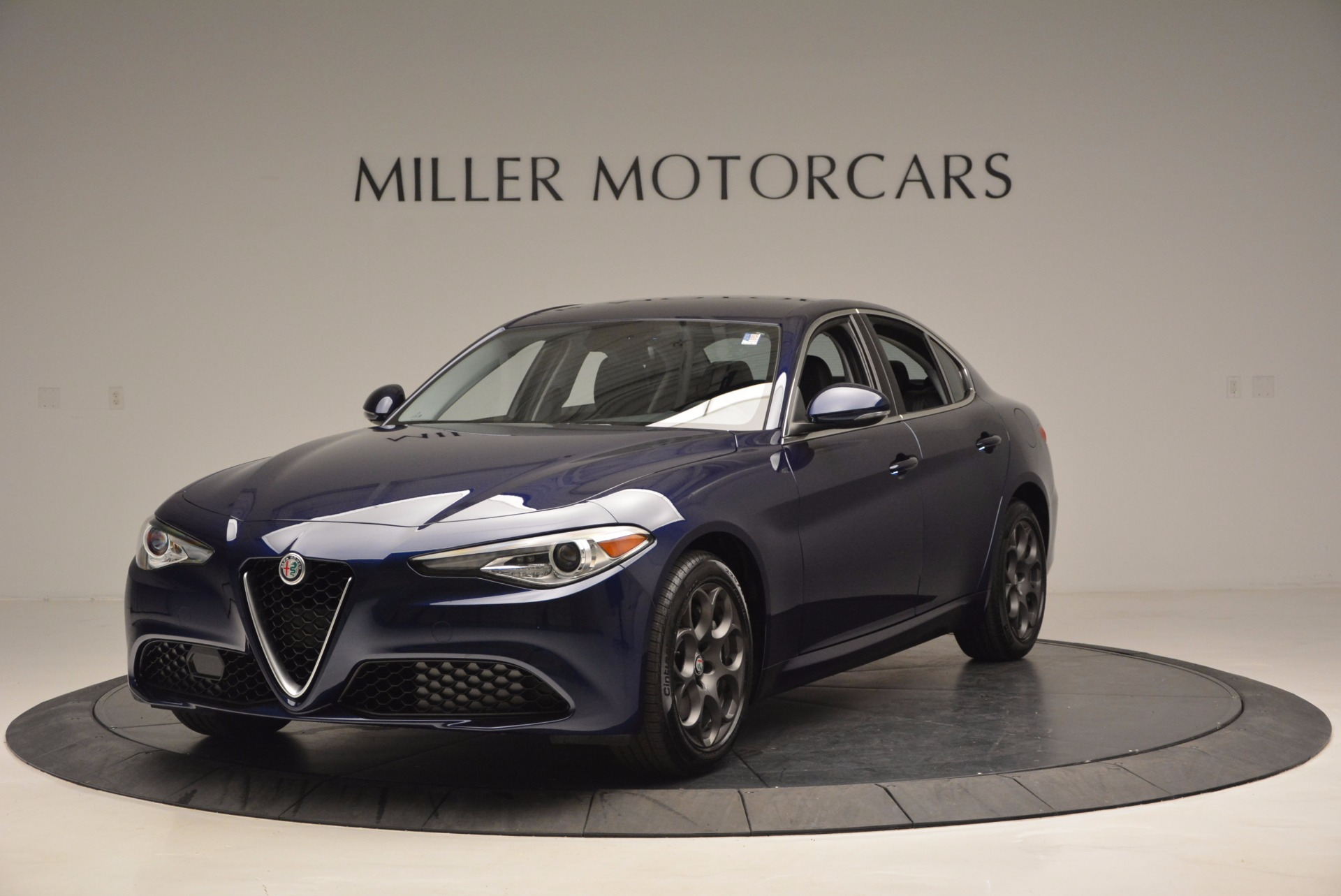 New 2017 Alfa Romeo Giulia for sale Sold at Aston Martin of Greenwich in Greenwich CT 06830 1