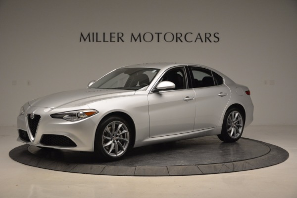 New 2017 Alfa Romeo Giulia Q4 for sale Sold at Aston Martin of Greenwich in Greenwich CT 06830 16