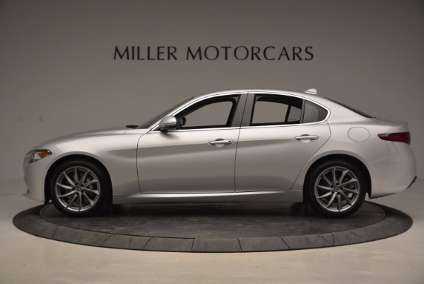 New 2017 Alfa Romeo Giulia Q4 for sale Sold at Aston Martin of Greenwich in Greenwich CT 06830 17
