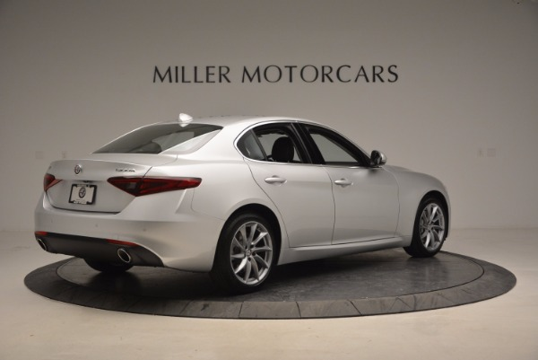 New 2017 Alfa Romeo Giulia Q4 for sale Sold at Aston Martin of Greenwich in Greenwich CT 06830 22
