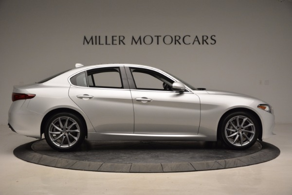 New 2017 Alfa Romeo Giulia Q4 for sale Sold at Aston Martin of Greenwich in Greenwich CT 06830 23