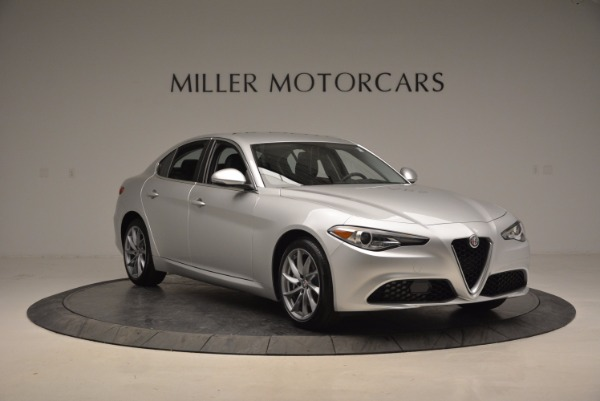New 2017 Alfa Romeo Giulia Q4 for sale Sold at Aston Martin of Greenwich in Greenwich CT 06830 25
