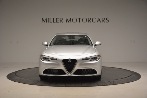 New 2017 Alfa Romeo Giulia Q4 for sale Sold at Aston Martin of Greenwich in Greenwich CT 06830 26