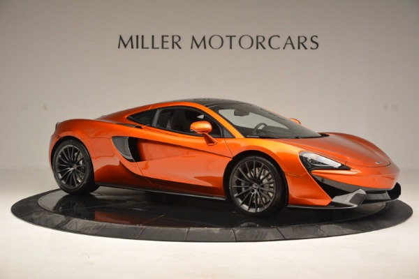 Used 2017 McLaren 570GT Coupe for sale $145,900 at Aston Martin of Greenwich in Greenwich CT 06830 10