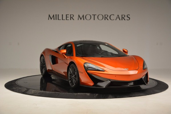 Used 2017 McLaren 570GT Coupe for sale $145,900 at Aston Martin of Greenwich in Greenwich CT 06830 11