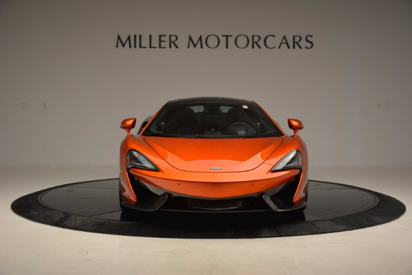 Used 2017 McLaren 570GT Coupe for sale $145,900 at Aston Martin of Greenwich in Greenwich CT 06830 12