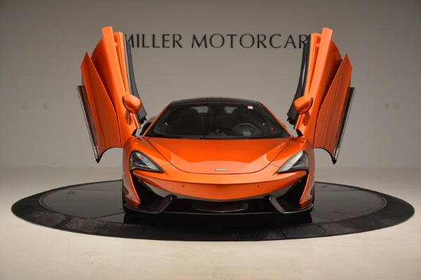 Used 2017 McLaren 570GT Coupe for sale $145,900 at Aston Martin of Greenwich in Greenwich CT 06830 13