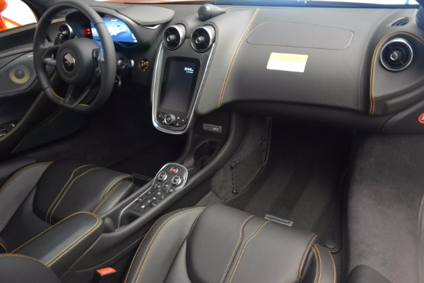 Used 2017 McLaren 570GT Coupe for sale $145,900 at Aston Martin of Greenwich in Greenwich CT 06830 17