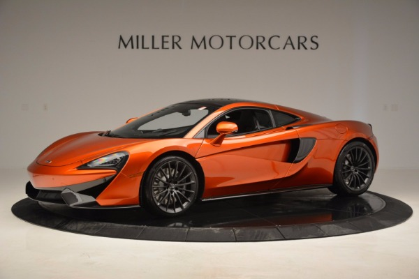 Used 2017 McLaren 570GT Coupe for sale $145,900 at Aston Martin of Greenwich in Greenwich CT 06830 2