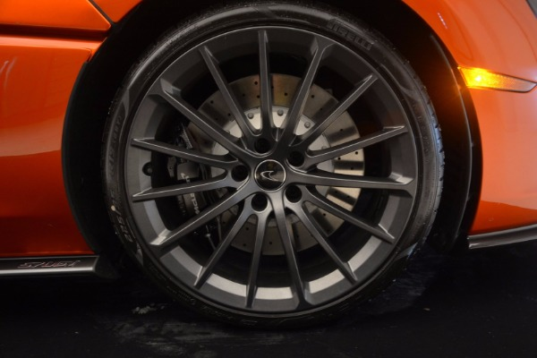 Used 2017 McLaren 570GT Coupe for sale $145,900 at Aston Martin of Greenwich in Greenwich CT 06830 21