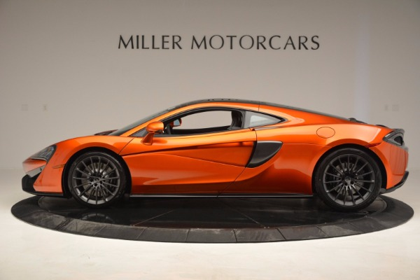 Used 2017 McLaren 570GT Coupe for sale $145,900 at Aston Martin of Greenwich in Greenwich CT 06830 3