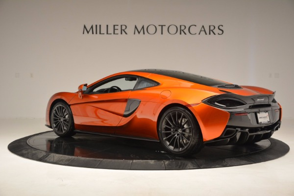 Used 2017 McLaren 570GT Coupe for sale $145,900 at Aston Martin of Greenwich in Greenwich CT 06830 4