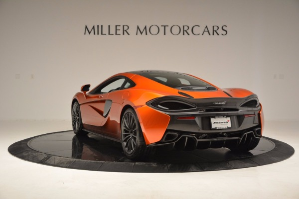 Used 2017 McLaren 570GT Coupe for sale $145,900 at Aston Martin of Greenwich in Greenwich CT 06830 5