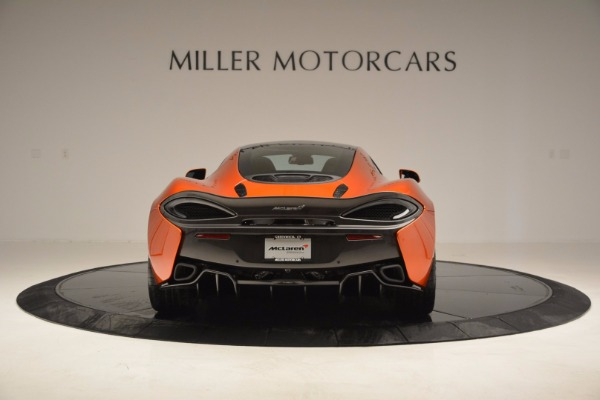 Used 2017 McLaren 570GT Coupe for sale $145,900 at Aston Martin of Greenwich in Greenwich CT 06830 6