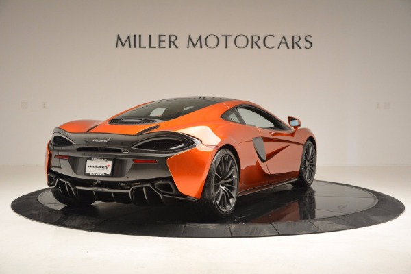 Used 2017 McLaren 570GT Coupe for sale $145,900 at Aston Martin of Greenwich in Greenwich CT 06830 7