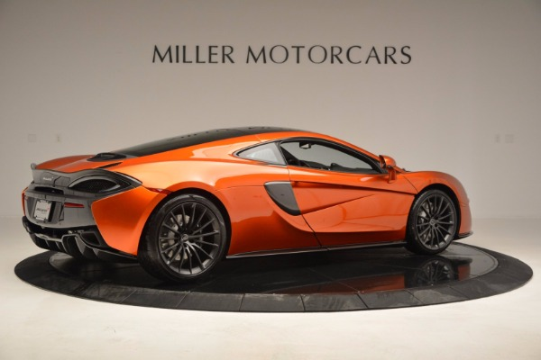 Used 2017 McLaren 570GT Coupe for sale $145,900 at Aston Martin of Greenwich in Greenwich CT 06830 8