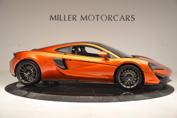 Used 2017 McLaren 570GT Coupe for sale $145,900 at Aston Martin of Greenwich in Greenwich CT 06830 9
