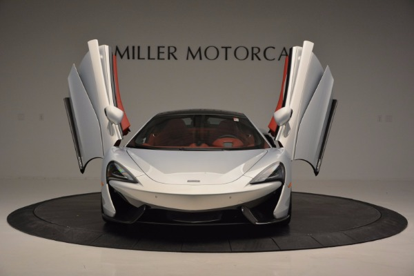Used 2017 McLaren 570GT for sale Sold at Aston Martin of Greenwich in Greenwich CT 06830 13