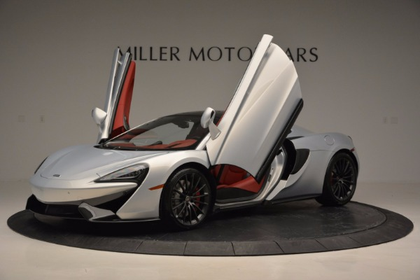 Used 2017 McLaren 570GT for sale Sold at Aston Martin of Greenwich in Greenwich CT 06830 14