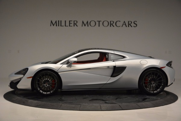 Used 2017 McLaren 570GT for sale Sold at Aston Martin of Greenwich in Greenwich CT 06830 3