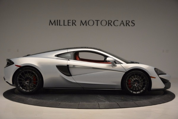 Used 2017 McLaren 570GT for sale Sold at Aston Martin of Greenwich in Greenwich CT 06830 9