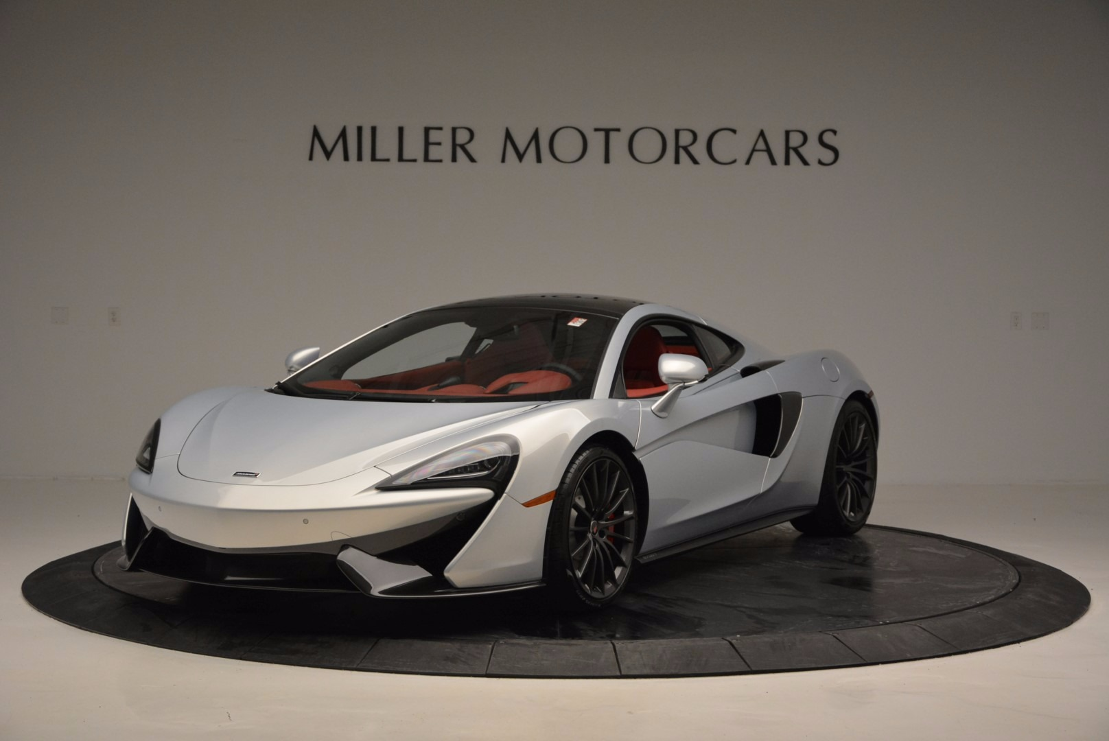 Used 2017 McLaren 570GT for sale Sold at Aston Martin of Greenwich in Greenwich CT 06830 1