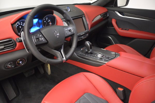 New 2017 Maserati Levante S Zegna Edition for sale Sold at Aston Martin of Greenwich in Greenwich CT 06830 13