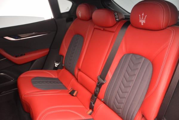 New 2017 Maserati Levante S Zegna Edition for sale Sold at Aston Martin of Greenwich in Greenwich CT 06830 19