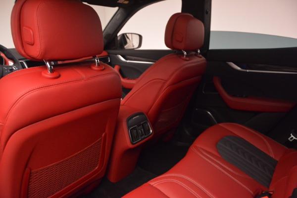 New 2017 Maserati Levante S Zegna Edition for sale Sold at Aston Martin of Greenwich in Greenwich CT 06830 21