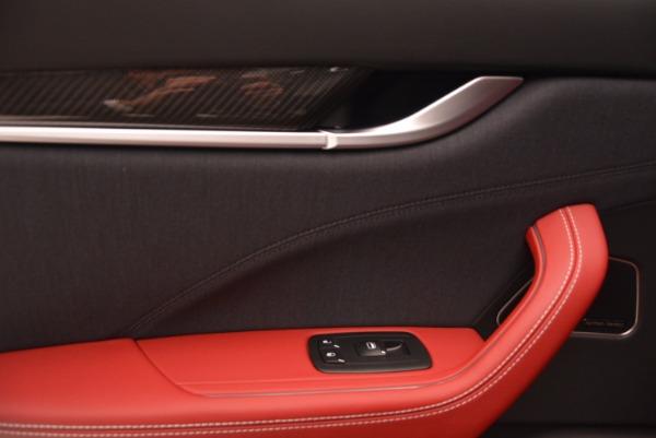 New 2017 Maserati Levante S Zegna Edition for sale Sold at Aston Martin of Greenwich in Greenwich CT 06830 22