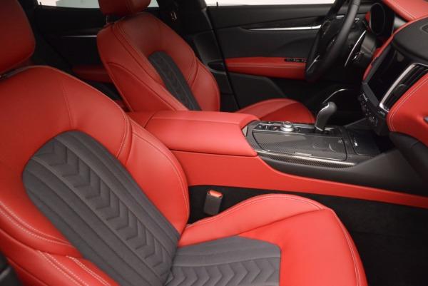 New 2017 Maserati Levante S Zegna Edition for sale Sold at Aston Martin of Greenwich in Greenwich CT 06830 24