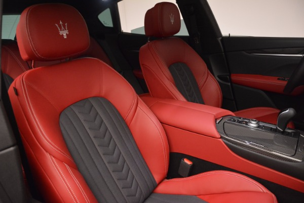 New 2017 Maserati Levante S Zegna Edition for sale Sold at Aston Martin of Greenwich in Greenwich CT 06830 25
