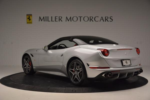 Used 2016 Ferrari California T for sale Sold at Aston Martin of Greenwich in Greenwich CT 06830 4